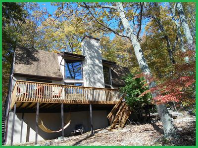 Photo for FREE Summer Nights! Charming 4 Bedroom Ski Chalet. WIFI, Fireplace!