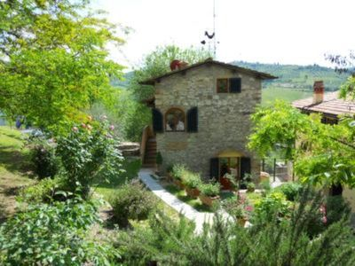 Photo for Typical Tuscan Country House