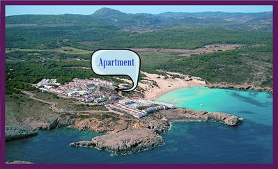Photo for Nice 2 Bedroom Apartment next to the Beach on the Golf/Beach resort of Son Parc.