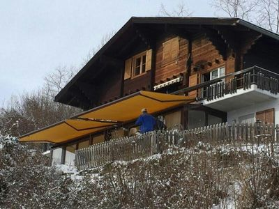 Photo for Holiday house Mollens VS for 5 - 7 persons with 3 bedrooms - Holiday house