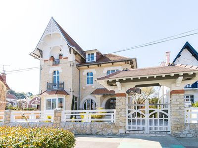 Photo for Villa Kervan for your holidays or seminars with swimming pool