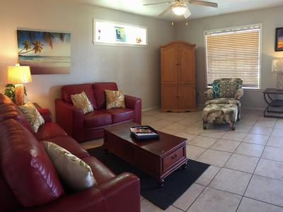 Photo for Spacious, Well-kept, Pet and Family Friendly Residential Neighborhood 1