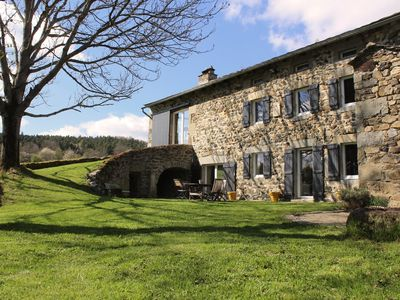 Photo for Charming house - Puy en Velay - Haute Loire - Meygal forest