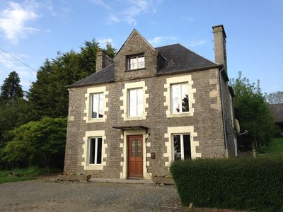 Photo for 4BR House Vacation Rental in Souleuvre En Bocage, Normandie