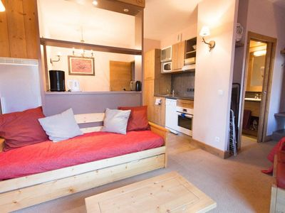 Photo for 10Apartment 4* - Pool - Sauna - Wifi - Fully equipped - At the ski slopes