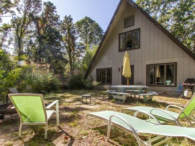 "Photo for One of a Kind "" The Nauset Teepee""  Peaceful Oasis near the bay"