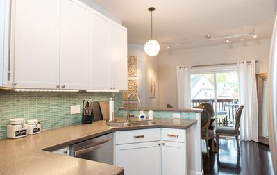 Photo for Chic & luxurious. Superhost. 4 beds. Up to 8 people. Walk to best of Tremont