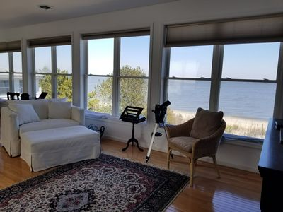 Beautiful Views in Slaughter Beach! 3BR/2BA cottage on the beach - Sleeps 7