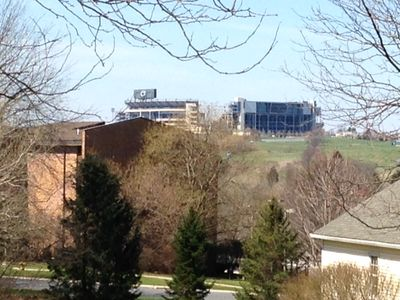 Photo for Spacious Home with View of Beaver Stadium!