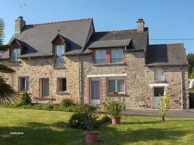 Photo for 4 bedroom house in a quiet countryside Rennes