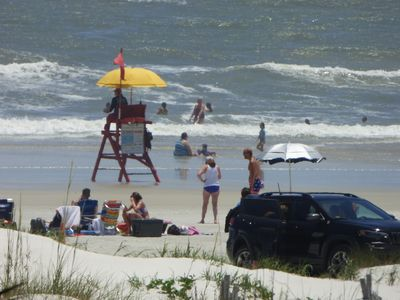 BEACHES HAVE REOPENED!