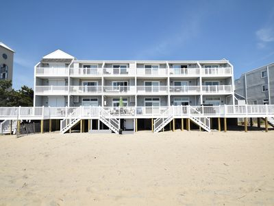 Ocean Club 4011-Oceanfront 40th St, Free WiFi, W/D, AC