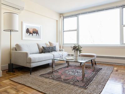 Photo for Sonder | Beacon Street | Calming 1BR + Gym