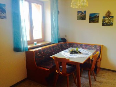 Photo for Apartment / 2 bedrooms / shower, WC - Berger Christine vlg. cook