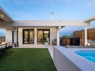 Photo for Olea Iconic Villa, a Captivating Sanctuary with Private Pool