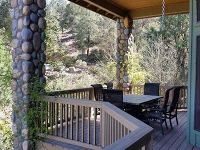 Photo for Breathtaking Mtn Views! Renovated Vacation Home, Payson, AZ  Holidays Available!