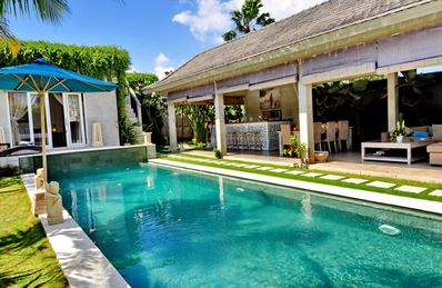 Photo for 4 BR Villa Private Pool North Seminyak
