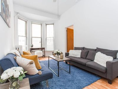 Photo for Live Like a Local - Downtown 3 BDR Gem! Steps to L