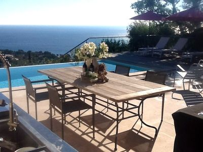 Photo for 4BR Villa Vacation Rental in Les Issambres