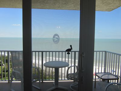Photo for One of the best Gulf views on Ft Myers Beach!