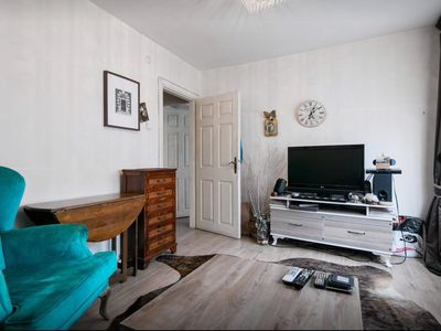 Photo for Cozy family apartment  in the most central part of the town 2+1 (with elevator)