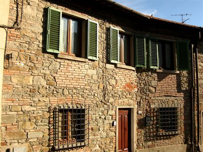 Photo for Typical renovated house in the heart of Tuscany, Chianti area, Florence.