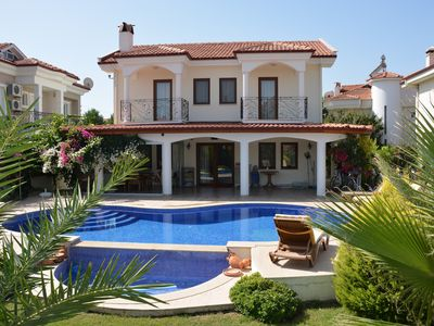 Brand New Private Luxury Villa With Private Salt System Swimming Pool !!!