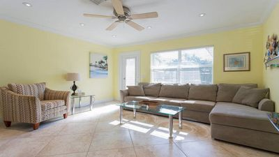 Photo for 2021 Booking Now! Delray Beach 2/2 Luxury Steps to Ocean Free WiFi,Pool,+Park