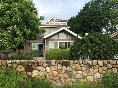 Photo for Waterfront Rental in Westport!! Your staycation awaits!!! Panoramic Water Views!
