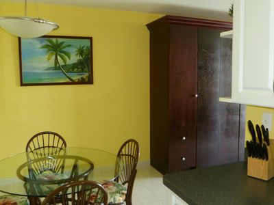 Photo for Lovely Studio Apartment on the shore of Coral Beach-Grand Bahama Island