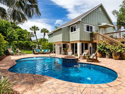 Photo for Miramar 124, 3 Bedrooms, Private Pool, Fire Pit, WiFi, Sleeps 6, Ping Pong