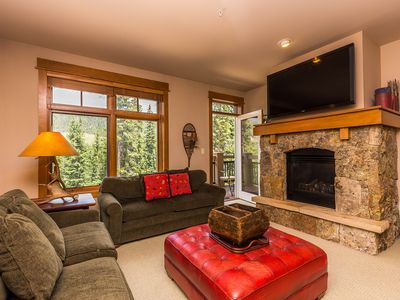 Photo for Ski-in/Ski-out, Extra Full Bathroom, High-end Finishes, Free WIFI