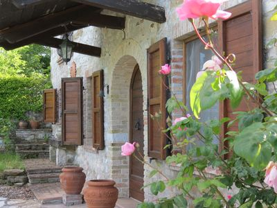 Photo for Rustic villa 'Le Piagge' for total relaxation