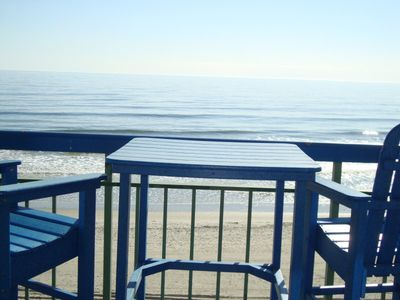 Photo for **Sunrise Views from this 2BR Oceanfront** COMFORTABLE and RELAXING!**