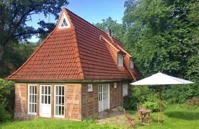 Photo for A dream holiday house directly at the nature reserve Nordheide