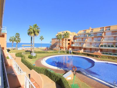Photo for APARTMENT MIRADOR AL MAR - Seeps 5 - Punta Molins Dénia