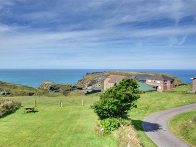 Photo for Apartment Castle View in Tintagel - 2 persons, 1 bedrooms