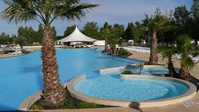 Photo for IDEAL FOR FAMILIES 2 GOOD VALUE FOR MONEY THE CAMPING 4 * CARABASSE