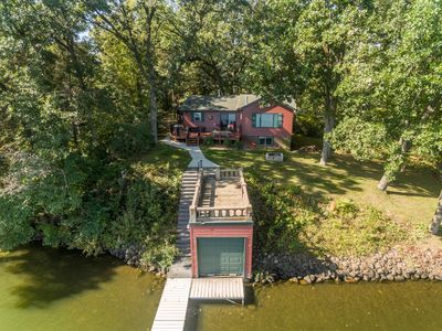 Photo for Wapo Cottage, your home on the Lake!