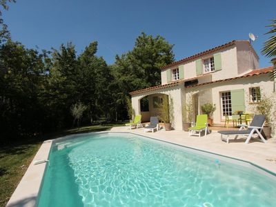 Photo for Villa with garden and private pool (3 stars)