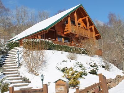 Photo for 4BR Chalet Vacation Rental in La Bresse, Grand Est