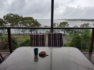 Photo for Pet friendly fully furnished unit with harbour views and sea breezes