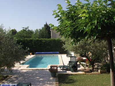 Photo for house AVIGNON Festival with pool 15 minutes from Avignon