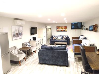 Photo for Upper West Side Townhouse Apt - Historical but Renovated