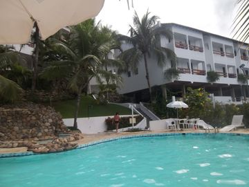 Apt. full condominium with panoramic front view of the Sea