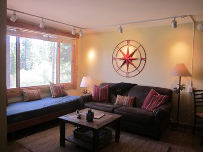 Photo for Ski In/Ski Out Condo In Ski Trails Stone's Throw to Village at Northstar