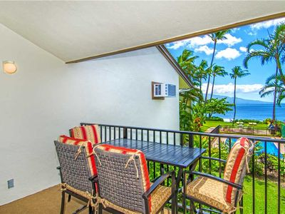 Photo for Maui Beachfront/View Quality Remodeled Condo in Ma'alaea Great Value 2BR/2BA