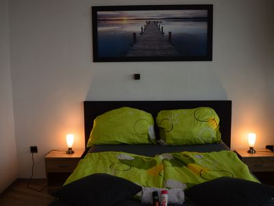 Photo for Apartment NEXUS on the Baltic Sea fjord Schlei