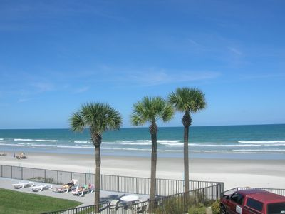 Photo for 2 Bedroom Two Story Townhouse Right On The Beach.