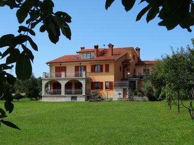 Photo for Holiday Apartment for 5 in Vrećari, Istria - First Floor